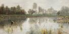Grez par Nemours (Seine et Marne) by Julia Beck