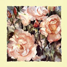 Summer Roses by Trevor Waugh