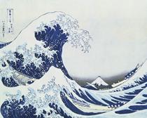 Great Wave Of Kanagawa - Flow