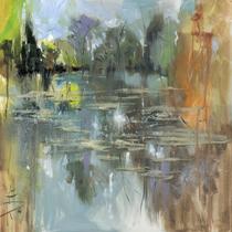 Lily Pond - Still