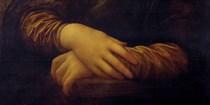 Mona Lisa - Detail of Her Hands