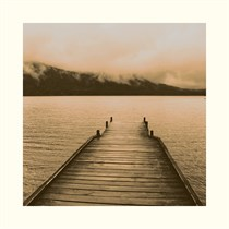 Jetty And Loch