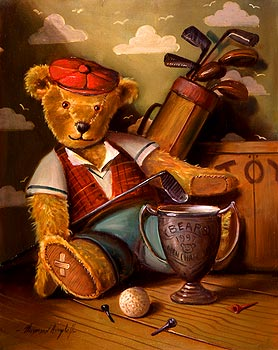 Teddy Golfer