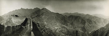 Great Wall of China, 1906 - Peking