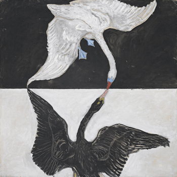 The Swan, No.1, Group IX, 1915