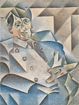 Portrait of Picasso, 1912