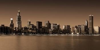 Ombre Skyline III