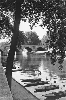 Paris, Pont Marie