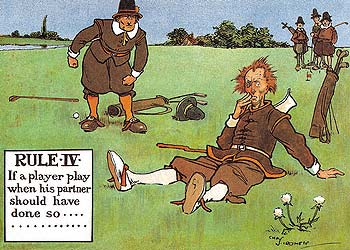 Rules of Golf - Rule IV