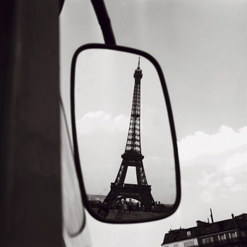 Eiffel Tower Reflection, c1960