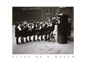 Start of a Dream