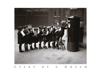 Start of a Dream