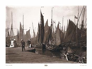 Fishing Port, Lowestoft