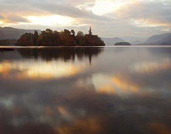 Gilded Lake