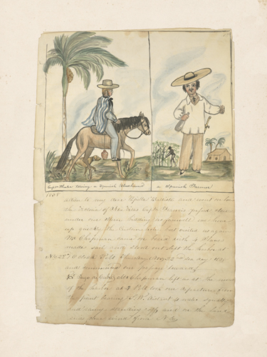 Voyages in the Americas - Spain by The Vintage Collection