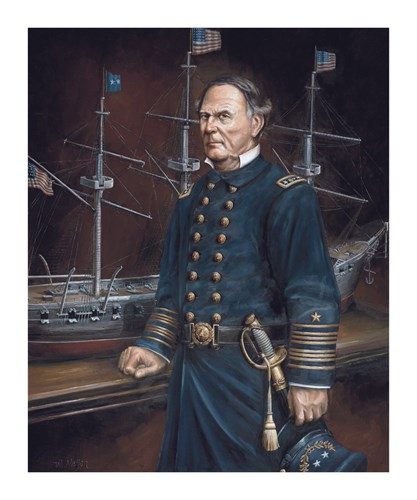 David Glasgow Farragut by William Meijer
