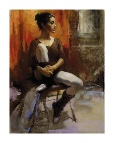 The Audition by Harley Brown