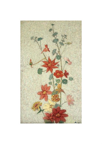 Wildflowers, c.1910 by Achille Lauge