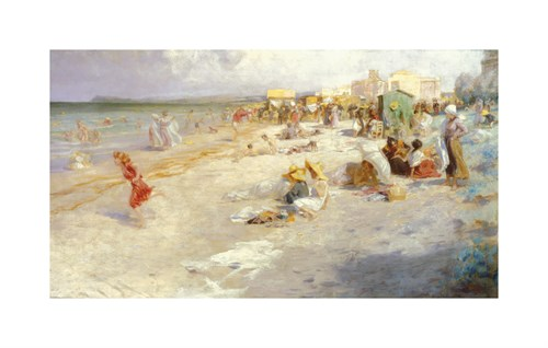 The Last Days of Summer by Alois Hans Schramm