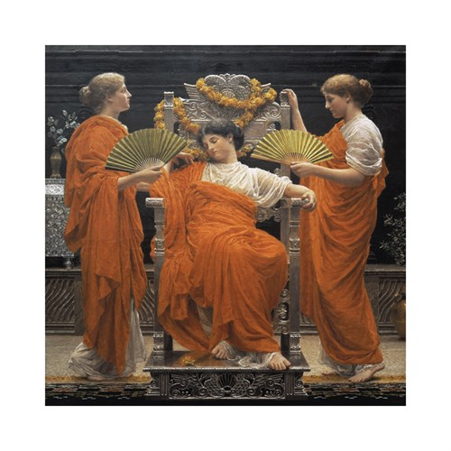 Midsummer by Albert Joseph Moore