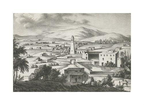Nazareth by Luigi Mayer