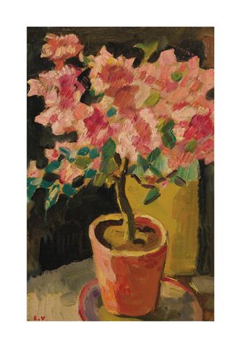 Pot D'Azalées, 1927 by Louis Valtat