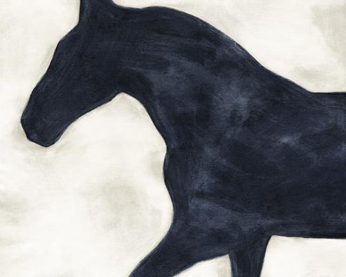 Equestrian Beauties - Halt by Kristine Hegre