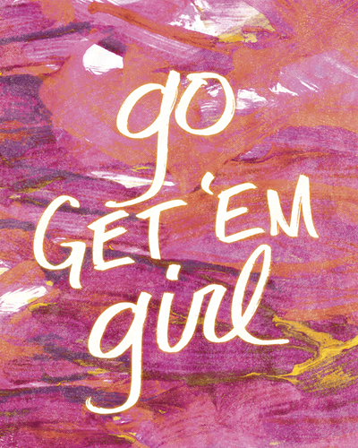 Go Girl! by Lottie Fontaine