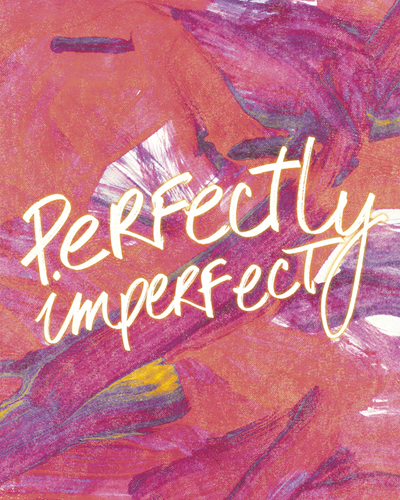 Perfectly Imperfect by Lottie Fontaine