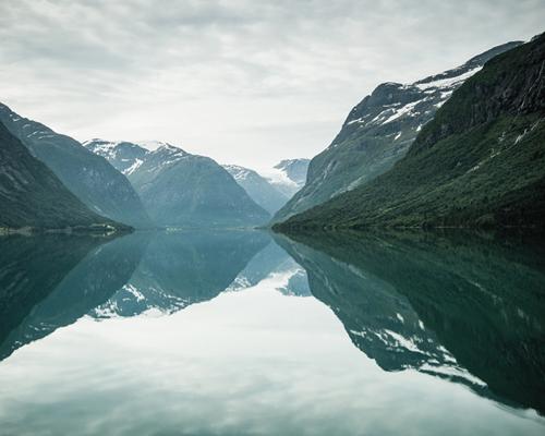 Mountain Harmony by Mikael Svensson