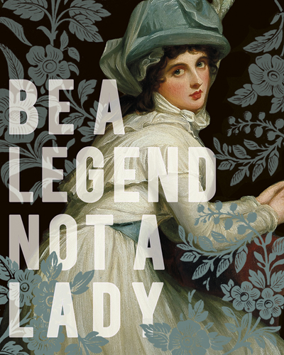 Be A Legend by Eccentric Accents