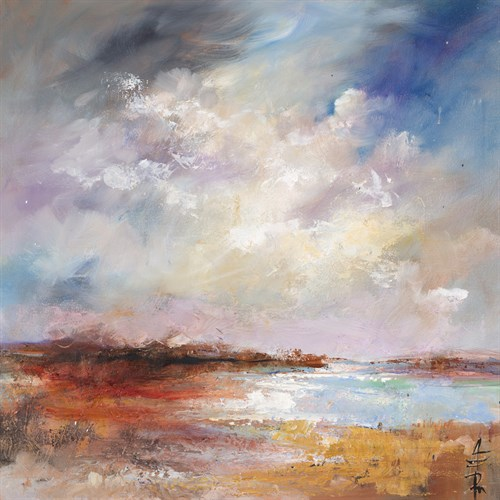 Rocky Outcrop - Anne Farrall Doyle