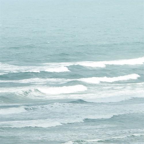Gentle Waves by Joseph Eta