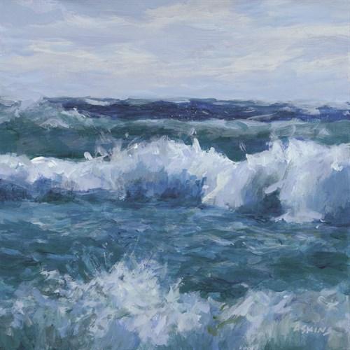 Summer Sea by Julian Askins