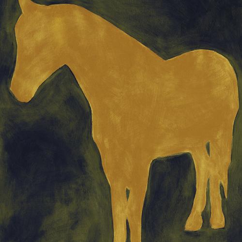 Equestrian Beauties - Wait by Kristine Hegre