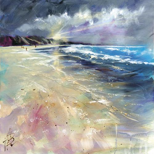 Morning Breaking - Anne Farrall Doyle