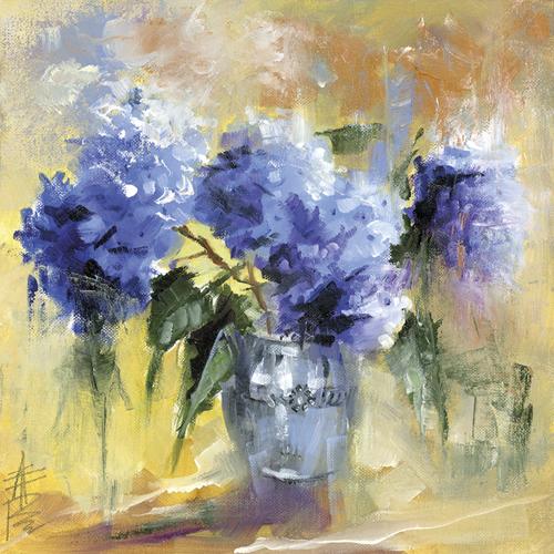 Hydrangea Azure - Anne Farrall Doyle