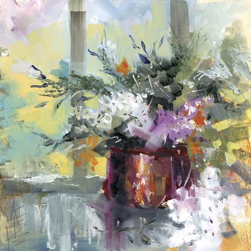 Spring Abundance  - Anne Farrall Doyle