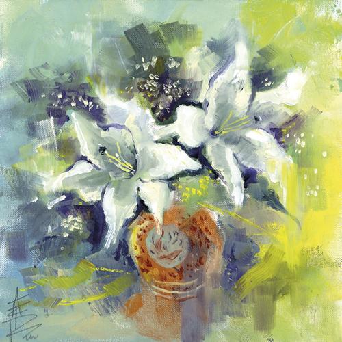 Lilium  - Anne Farrall Doyle