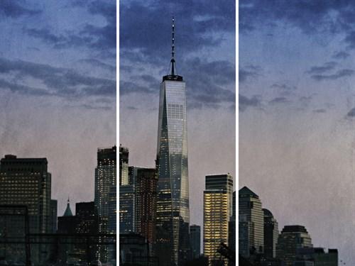 City Graduation - Trio by Pete Kelly
