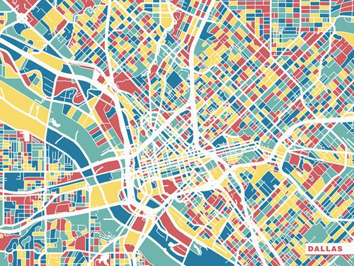Ville - Dallas by Olivier Gratton-Gagne
