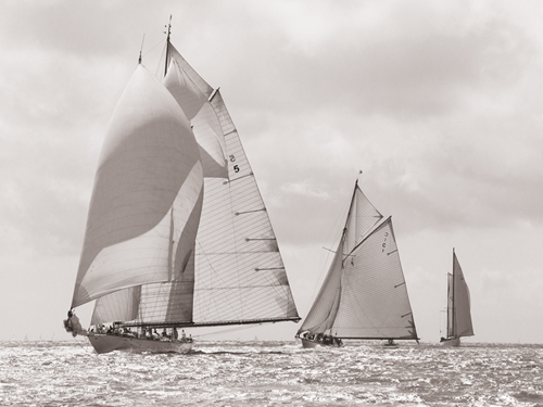 A Fine Fleet - Vintage by Ben Wood