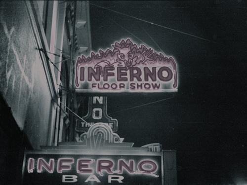 Inferno by Kernud Hansen