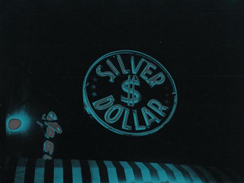 Silver Dollar by Kernud Hansen