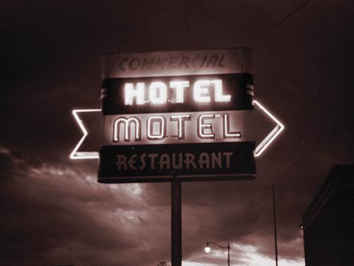 Hotel Motel by Kernud Hansen
