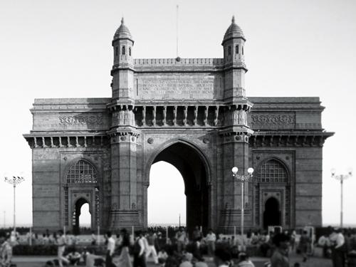 Gateway of India by Rainer Hackenberg