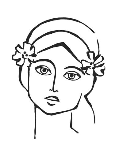 Bohemian Portrayal by Aurora Bell