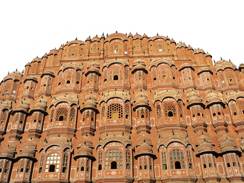 Palace of Winds, Jaipur - Pure by Yvan Travert