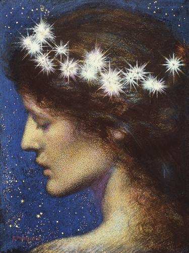 Night, c.1880–85 by Edward Robert Hughes