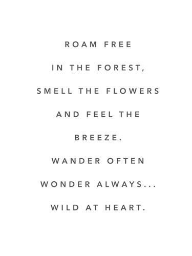 Roam Free by Joni Whyte